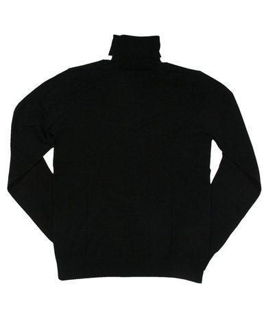 Πλεκτό ανδρικό ζιβάγκο κανονική γραμμή με μαλακή σύνθεση απο βαμβακερό,βισκόζ και λίκρα. Η μπλούζα είναι διαθέσιμη σε δύο χρώματα μαύρο και λευκό σε λιτή γραμμή για μινιμαλ χειμωνιάτικες εμφανίσεις.