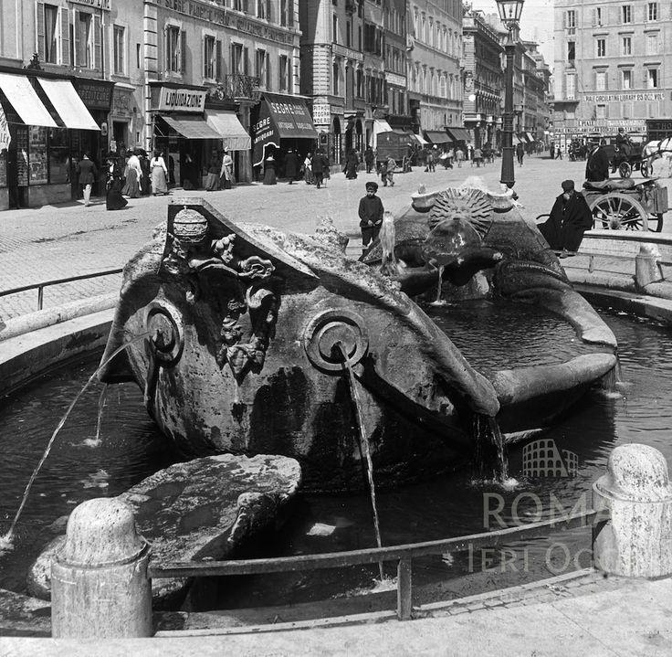 Piazza di Spagna (1910)
