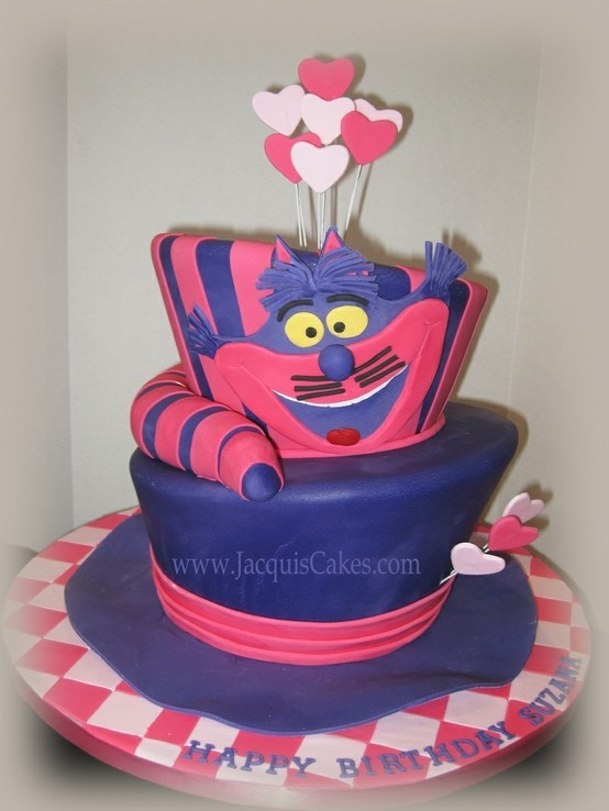 205 best Cakes CatKitty images on Pinterest Cat cakes