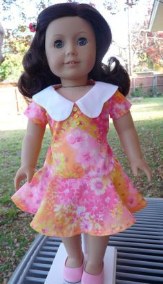 American Girl Ruthie