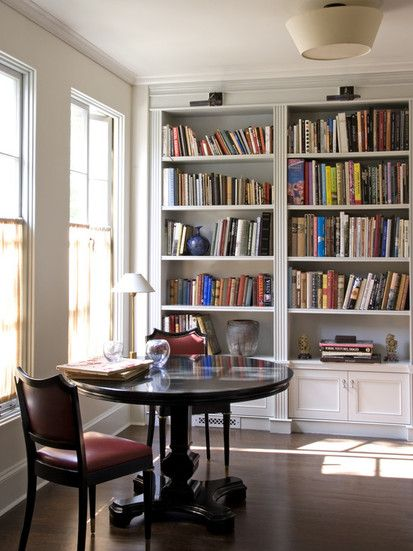 William Hefner Architecture Interiors   Landscape, Traditional Home Office, Los Angeles