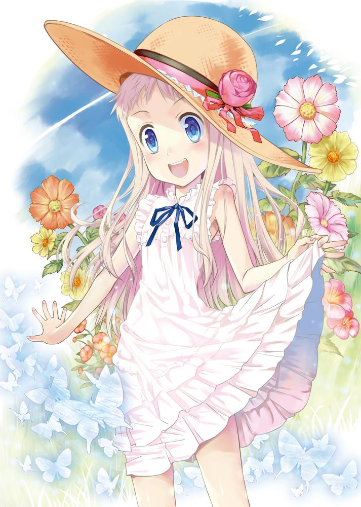 17 Best images about Aoi Shiori Anohana \ufe0f \ufe0f on Pinterest  Don\u002639;t let me down, The flowers and We
