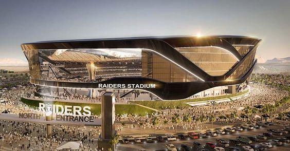 Las Vegas Raiders: The Proposed NFL Football Stadium in Las Vegas