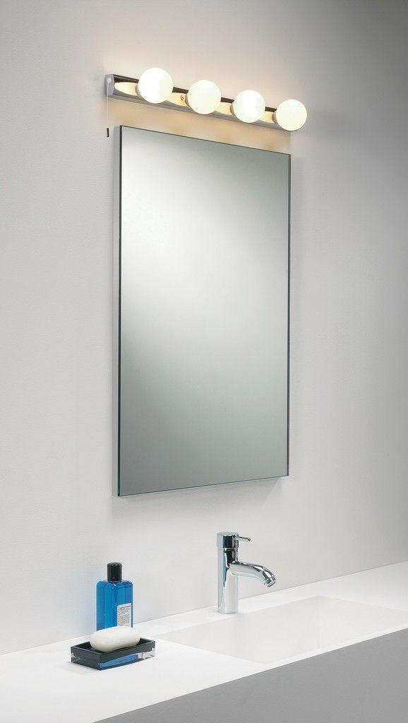 Die besten 25+ Badezimmerspiegel mit beleuchtung Ideen auf - badezimmerleuchten mit steckdose