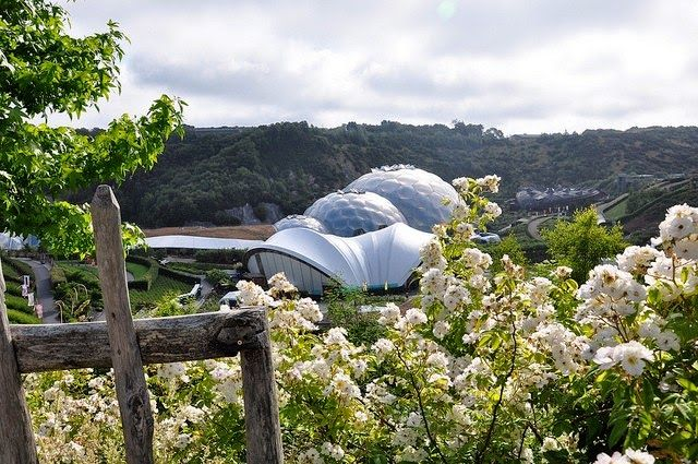 Planet of travel: Проект «Эдем», Англия / Eden project, England