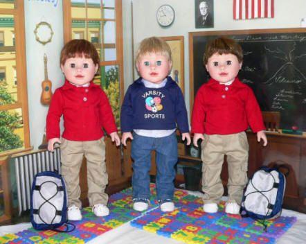 boy dollsSewing Dolls, Dolls Stuff, Girls Dolls, Dolls Clothing, Boys Dolls, Adorable 18, 18 Inch, Inch Boys, American Girls