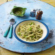 Gino D'Acampo pasta with basil pesto | pasta recipes