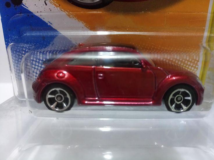 Hot Wheels - 2012 Volkswagen Beetle (2012)