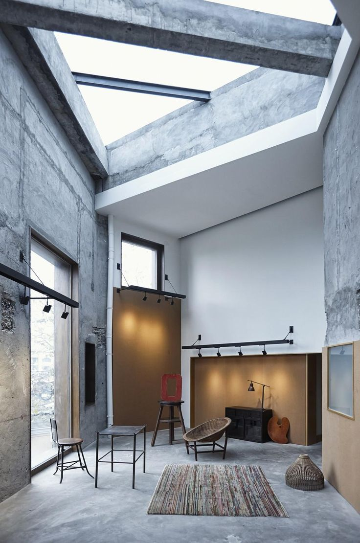 LIVING ROOM BY OCTAVE by Tsao & McKown Architects