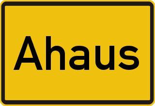 Schrottdemontage in Ahaus