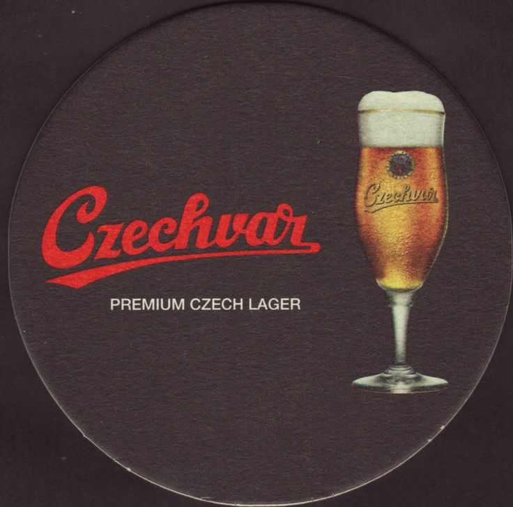 Beer coaster budvar-245