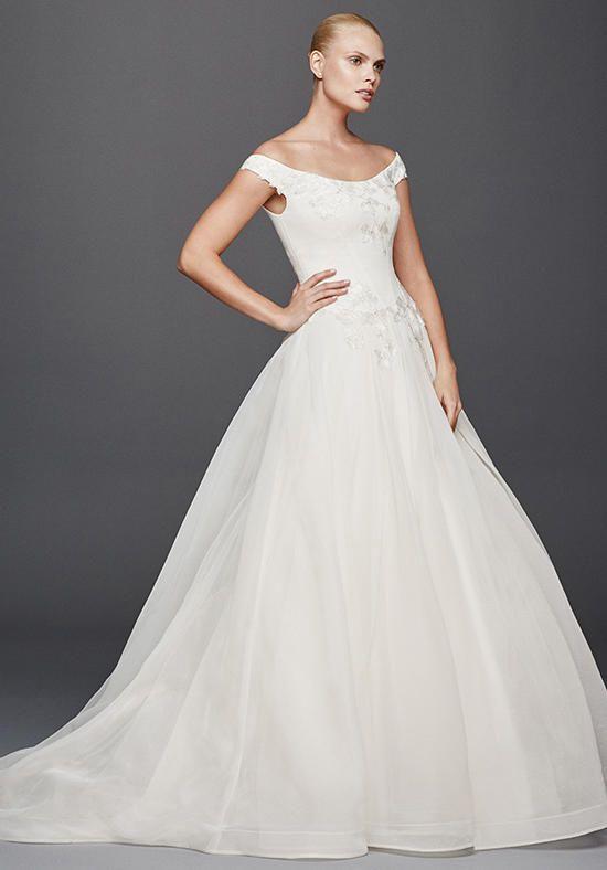 Truly Zac Posen at David's Bridal Truly Zac Posen Style ZP341626 Wedding Dress - The Knot
