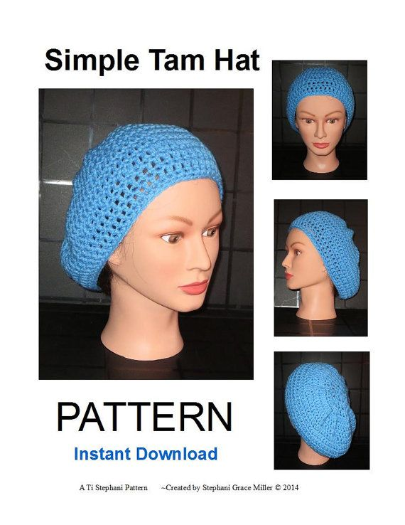 Simple Solid Tam Pattern  Instant Download by TiStephani on Etsy, $3.50
