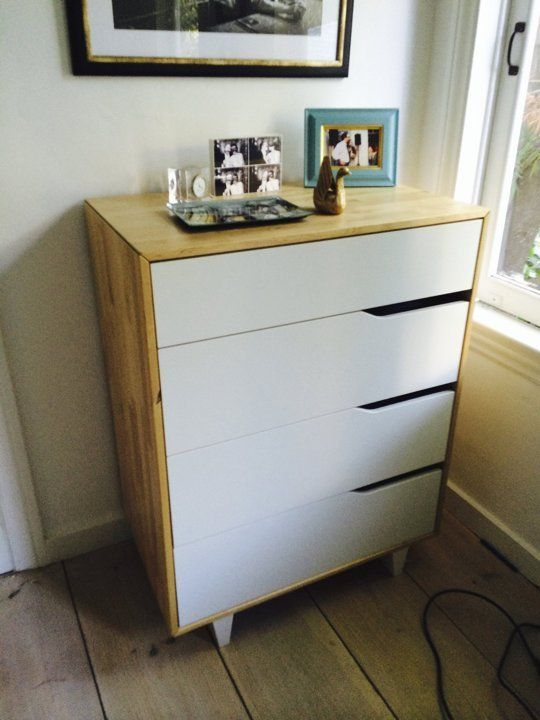 ikea mandal chest of drawers. Black Bedroom Furniture Sets. Home Design Ideas