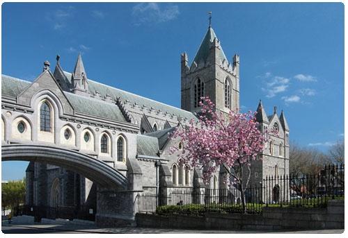 Christ Church Cathedral, Dublin, Ireland