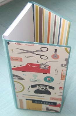 Mini Libreta de notas colorful notepad