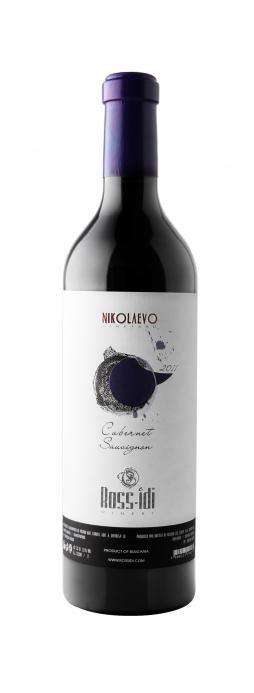 Росиди Каберне Совиньон   Rossidi Cabernet Sauvignon Blanc   Bulgarian Wine