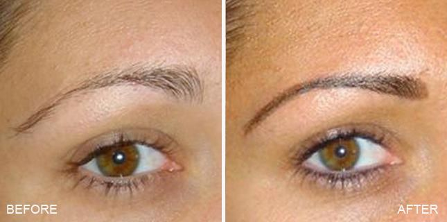 Permanent Eyeliner by Sally Hayes