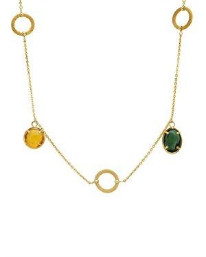 MORELLATO Ladies Crystal Necklace