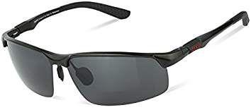 3361ec8878 DUCO Men s Fashion Driving Polarized Sunglasses Sports Eyewear Fishing  Goggles with Al-Mg Frame 8188