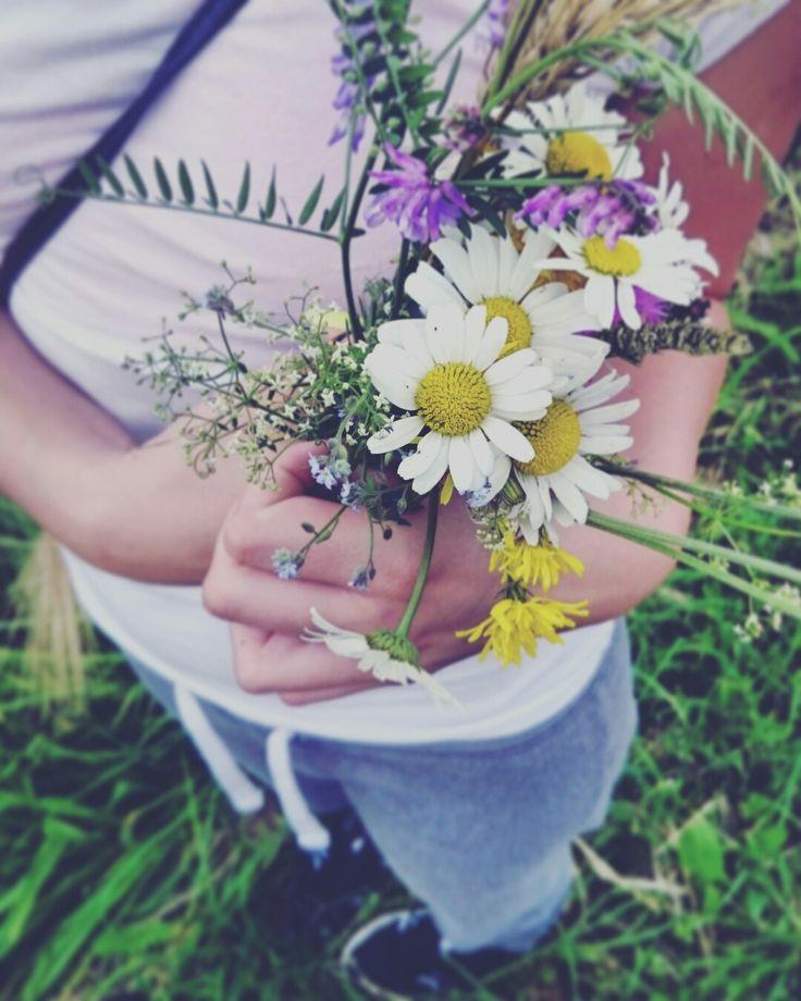 Simply flowers.
