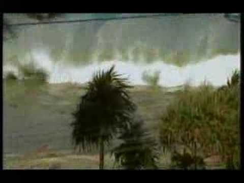 2005 Tsunami. Excellent footage to some very dramatic music that fits with this most horrifing event. It's hard to watch, so if you're sensitive, I don't advise it. This is Nature's Fury. She can be peaceful, beautiful, generous and loving, but without warning, she can turn on us with a wrath which is indescribable. I hope that those that parished on that day find everlasting peace. To the survivors of this event and those that lost loved ones, words can't express my love for you. Blessings…