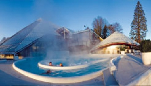 Thermae 2000 Spa- Valkenburg, NL -Love this place and I so want to go back!!!
