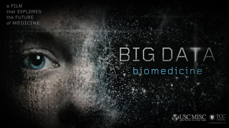 The National Institutes of Health teams USC MISC and USC Keck Medicine for  a film about the issue of Big Data in the field of medicine.