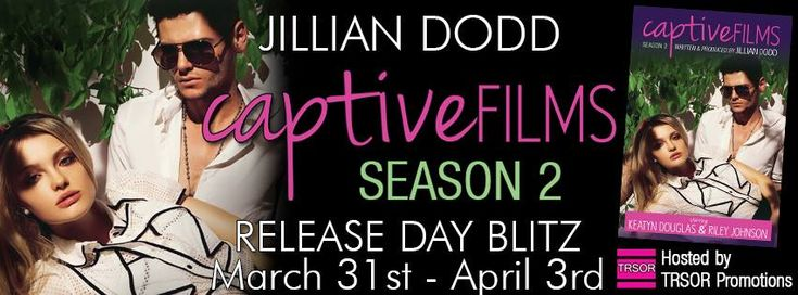 Release Day Blitz: The Captive Films 2.2 by @JillianDodd  #Excerpt #Giveaway  http://twinsistersrockinreviews.blogspot.com/2015/04/release-day-blitz-captive-films-22-by.html