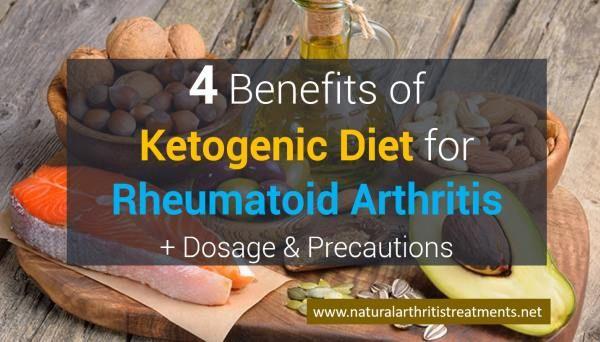 is a keto diet good for rheumatoid arthritis