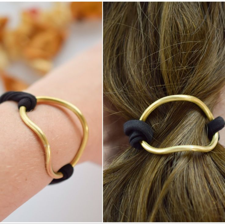 A hair tie or a bracelet? you decide!