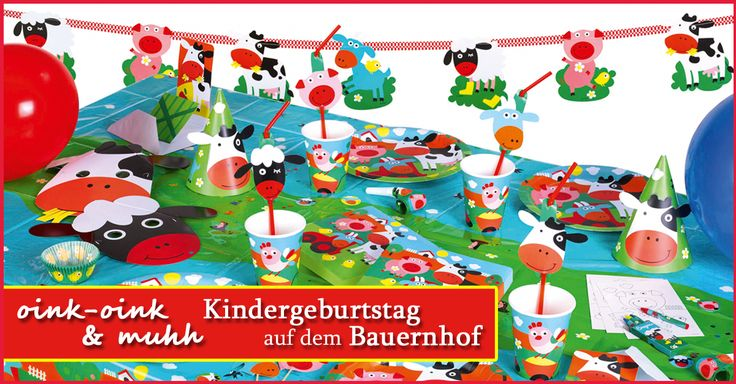 best 25 kindergeburtstag bauernhof ideas on pinterest. Black Bedroom Furniture Sets. Home Design Ideas