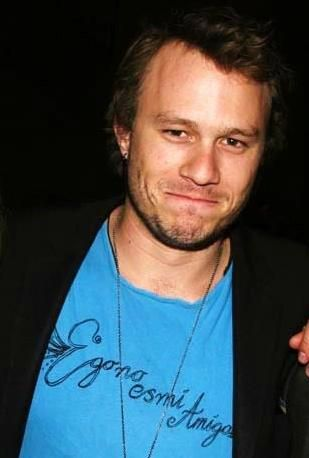 Heath Ledger <3 <3 <3