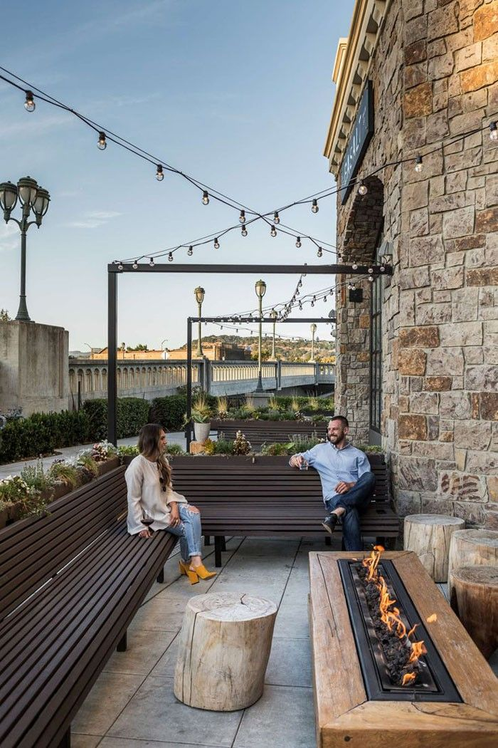Wonderful Spring Fashion Cool Ideas For Roof Terrace
