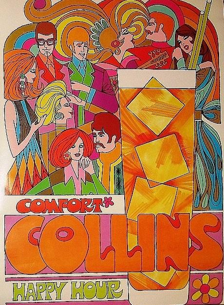 Vintage 60s Pop Art Ad