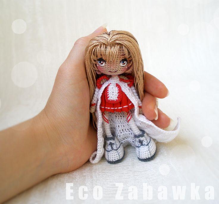 Unique handmade doll. Doll for sale. https://www.instagram.com/eco_zabawka/