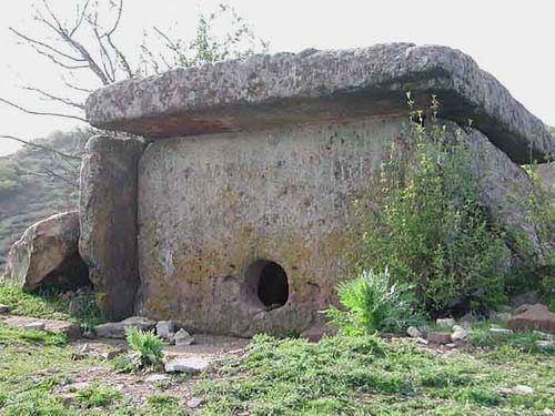 25,000 Year Old Buildings Found In Russia?  The Mysterious Dolmens And Megaliths Of The Caucasus   Beyond Science