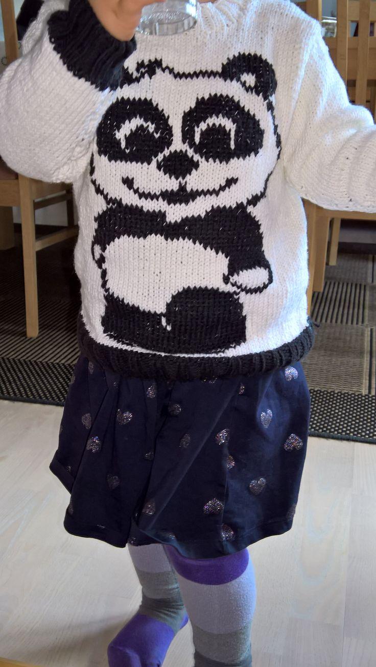 Panda bjørn