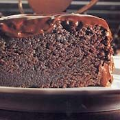 Mississippi Chocolate & Coffee Cake Recipe - Coffee, bourbon, chocolate, and butter make this cake one decadent dessert.