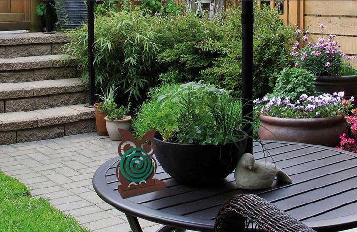 Per gli amanti dei gufi!  #giardino #casa #arredo #zampirone