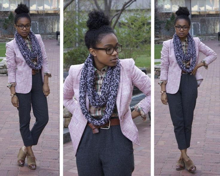 25 Professional Natural Hair Styles for the Workplace