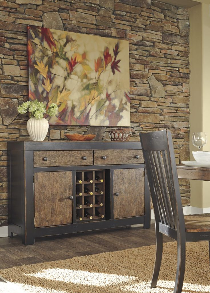 Ashley Emerfield Dining Room Server Dimensions X Available At Foothills Family Furniture