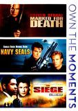Marked for Death/Navy Seals/The Siege [3 Discs] [DVD], 16564794