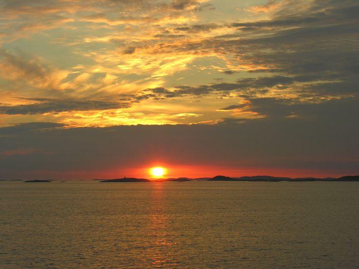 Bucket list- see the Midnight sun in Norway.