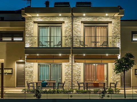 Paradise Maisonettes, Neos Marmaras #Sithonia #Halkidiki #Rentals #Holidays #Luxury