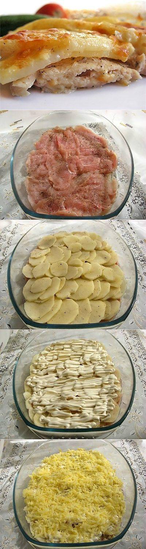 Картошка по-царски.