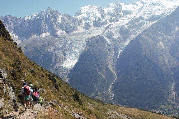 Travel through the stunning landscapes of Mont Blanc, Dolomites and Italian lakes district on our European walking tours. #travel #europe #europetravel #dolomites