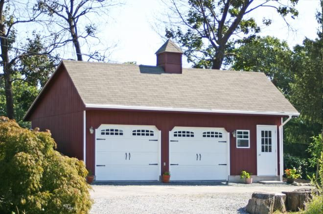 Prefab Car Garages Two Three And Four, What Is The Cost Of A Prefab Garage