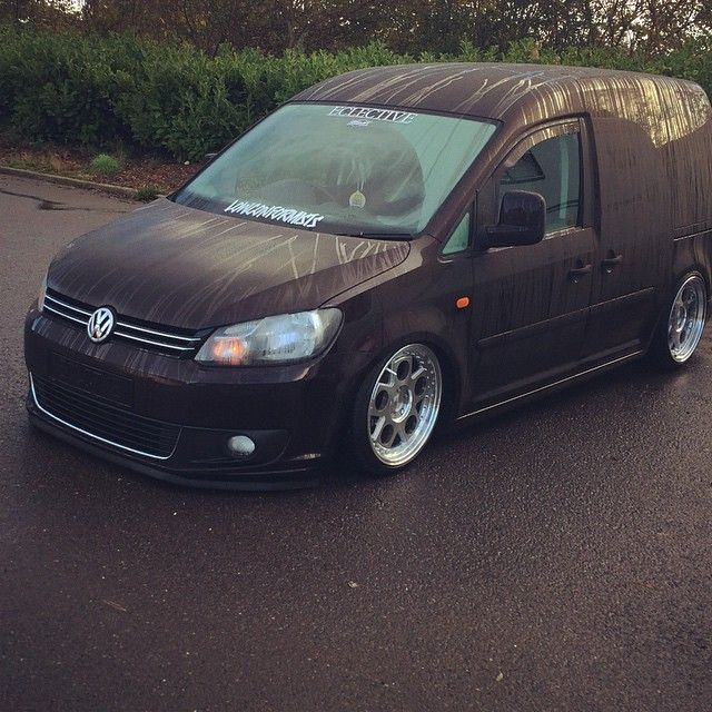 eclective_company's photo on Instagram vw caddy