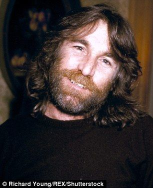 California girl: Patti met Beach Boy Dennis Wilson and fell in love. He was the most beaut...